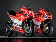 ドゥカティ MotoGPマシン デスモセディッチ GP13 公開の画像
