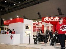 第40回 東京モーターサイクルショー ドゥカティ ブースレポートの画像