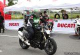 Ducati Test Ride Caravan 湖水みずどりステーションレポートの画像