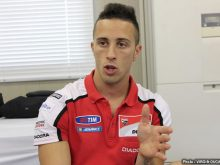 2014 日本グランプリ直前 MotoGPライダーインタビューの画像