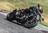 【ニューモデル速報】 モンスター1200R フランクフルトモーターショー(IAA) 2015の画像