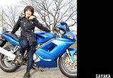 【ガールズライダー】SAYAKA / DUCATI ST4の画像