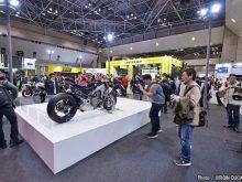 大注目のパニガーレV4に人気が集まった東京モーターサイクショー2018ドゥカティレポートの画像