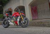 ドゥカティ ストリートファイター V4Sを試乗インプレ!ハイカロリーエンジンを配下とし得られる超快感の画像